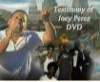 Testimony of Joey Perez DVD